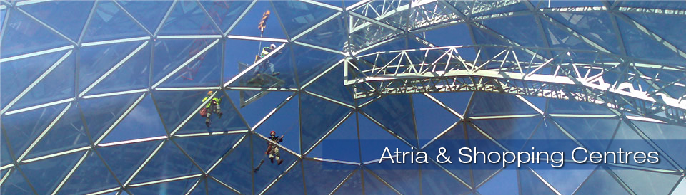 Atria & Shopping Centres