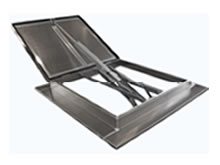 Single Flap 140 Opening Ventilator 1